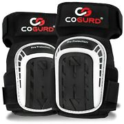 Cogurd Knee Pads For Work Construction Gardening Cleaning Flooring And Garage