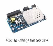 New Amp Main Amplifier Circuit Board For Audi A6 C6 Q7 2007 2008 2009 4l0035223