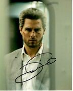 Tom Cruise Autographed Signed Collateral Vincent Photo