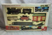 Vintage Rio Grande Detailed Train Set Battery Operated 172 Realistic Sound 1994