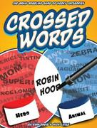 Crossed Words Game - Indie Boards And Cards Free Shipping