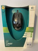 Logitech Ls1 Laser Wired Mouse New Usb