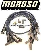Moroso 73630 Ultra 40 Sleeved Spark Plug Wires Sbf Ford 289 302 5.0l 351w Hei