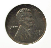 1926 S 1c Lincoln Wheat Penny One Cent San Francisco Us Coin Anacs Au58