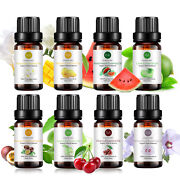 Rainbow Abby Essential Oils 10ml - 100 Pure And Natural - Us Buy 4 Get 4 Free