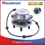 Left Or Right Front Wheel Bearing Hub Assy For Frontier Pathfinder Xterra 515064