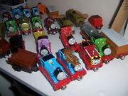 32 Thomas The Tank Engines These Have The Smaller Magnets. Lot