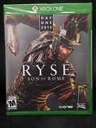 Ryse Son Of Rome Day One Edition Xbox One Brand New