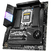 For Msi Creator Trx40 Motherboard Ddr4 Atx Mainboard Tested Ok