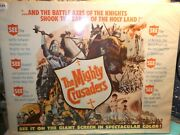 Movie Poster The Mighty Crusaders 60/286 1960 Usa