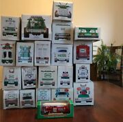 Hess Trucks 1990-2010 Comes With Original Boxing.