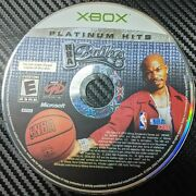 Nba Ballers Platinum Hits -- Extremely Rare - Tested Microsoft Xbox 2004
