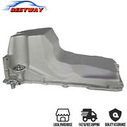 Engine Oil Pan For 1999-07 Cadillac Chevy Gmc Hummer Pickup Truck 4.8l 5.3l 6.0l