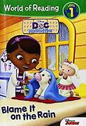 Doc Mcstuffins Blame It On The Rain Library Binding