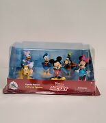 New Disney Junior Mickey Mouse Clubhouse Figurine Playset