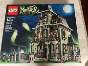 Lego Monster Fighters Haunted House 10228 Brand New In Sealed Box