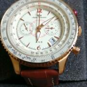 Alpha Industries Chronograph Men's Watch Case 40mm With Box