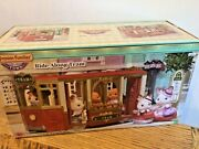 Sylvanian Families Town Ride Along Tram 6007 Toy Christmas New Calico Critters