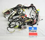 1972 Charger Se Road Runner Satellite Rallye Dash Harness With A/c W L37 Option