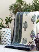 Exclusive Handcrafted Berry Bunch Jaipuri Reversible Comforter 90andtimes108 Inches