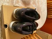 Mens Black Air Jordans 45 High Top Pre-owned Worn Only Once To Try On Never Used