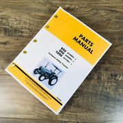 Parts Manual For John Deere 850 950 1050 Tractor Catalog Assembly Schematic View