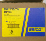 Eritech Cp34 1/2-3/4 1/0 - 10 Ground Rod Clamp Lot Of 20