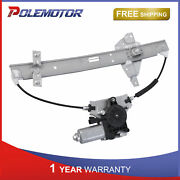 Left Side Front Power Window Regulator With Motor For Chevrolet Impala Limited