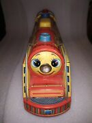 Vintage Modern Toy Japan Mountain Speacial Train Battery Operated Big Size 1970