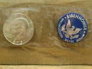 Uncirculated 40 Silver Eisenhower Dollar Coin, 1973 S, Us Mint