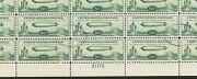 United States C18used Sheet Of 50 Some Separation