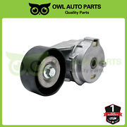 Serpentine Belt Tensioner With Pulley For Buick Chevy Gmc Hummer Isuzu Olds Saab