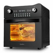Fynllur Air Fryer Oven Xl 14.7 Quarts 1800w Toaster Oven 16-in-1 Oilless Cooker