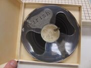 1965 Rare Lenny Bruce Tape Reel To Reel Recording 7.5 Ips Broadcast Live Sf Ca