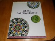 Glass Paperweights Art Institute Of Chicago Antique Paperweight Collect Hc Book