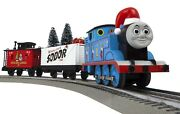 Lionel Thomas And Friends Christmas Freight Lionchief Rc Train Set With Bluetooth