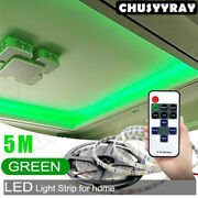 Green Led Strip Light Fit Tv Background Living Bed Room Party Gaming Room Light