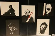 Horror Paintings