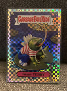2020 Garbage Pail Kids Chrome Base X-fractor 109a Toady Terry 123/150 Rare