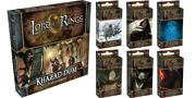 Lord Of The Rings Khazad-dum And Dwarrowdelf Cycle Completenew/sealed Lotr Lcg