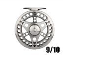 Goture And Shakespeare Trion Fly Fishing Reel And Wtf 9 Ms Fly Line - Combination