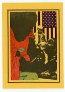 Emory Douglas 1973 Black Panther Party Revolutionary Art Oppression And Resistance