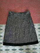 Vintage Collectible Sequin Skirt Sz 42 Fits Small