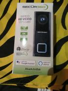 Secur360 Wired Hd Doorbell