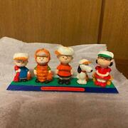 Snoopy Figures Baseball