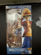 One Piece - Variable Action Heroes One Piece Series Monkey D Luffy Figure New