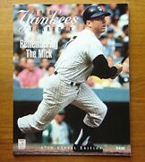 1996 New York Yankees Yearbook - Remembering The Mick Jeter Rookie