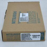 1pc New In Box Mitsubishi Model A60mxrn One Year Warranty Fast Delivery