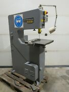 Startrite 24-s-1 Deep Throat Bandsaw With Variable Speed Control 240v Vgc
