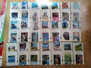 1987 Japan Sightseeing Memorial Empty Cigarette Soft Pack -84 Mm-150 Different